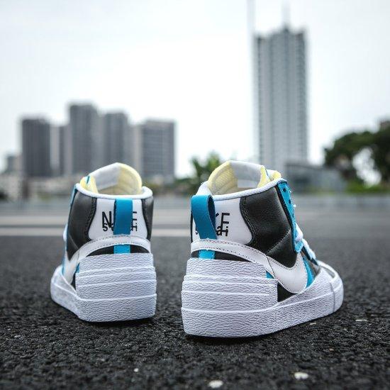 Nike Blazer Mid x Sacai 3 2
