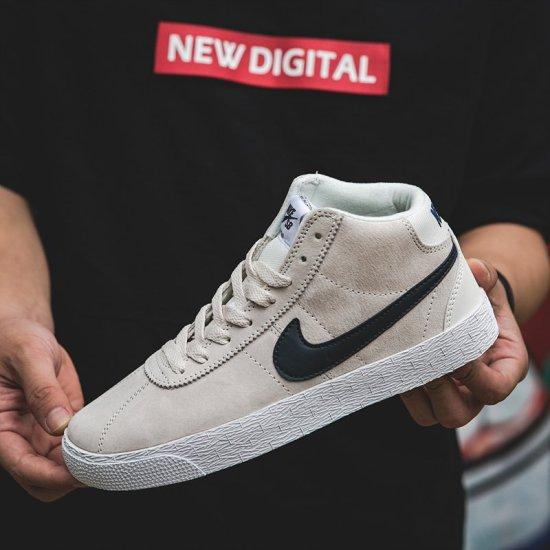 Nike SB Bruin Hi white 3