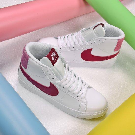Nike SB Zoom Blazer Mid Team Red 4
