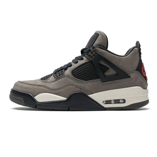 Travis Scott Air Jordan 4 Retro Brown Nike AJ4 882335 1 550x550 1