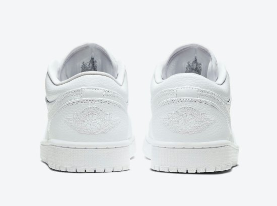 air jordan 1 low triple white 5