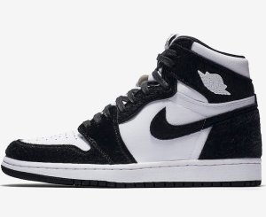 air jordan 1 retro high og black white 2