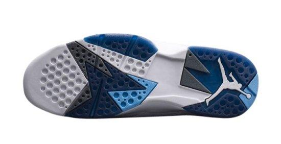 air jordan 7 french blue 5