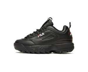 Fila Disruptor Total Black