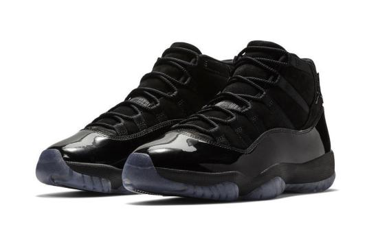 jordan 11 cap and gown 1