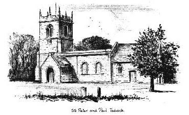 GC5CQRX Church Micro 6412...Todwick (Multi-cache) in