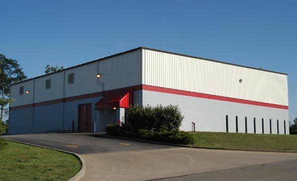 Scotts Industrial Building