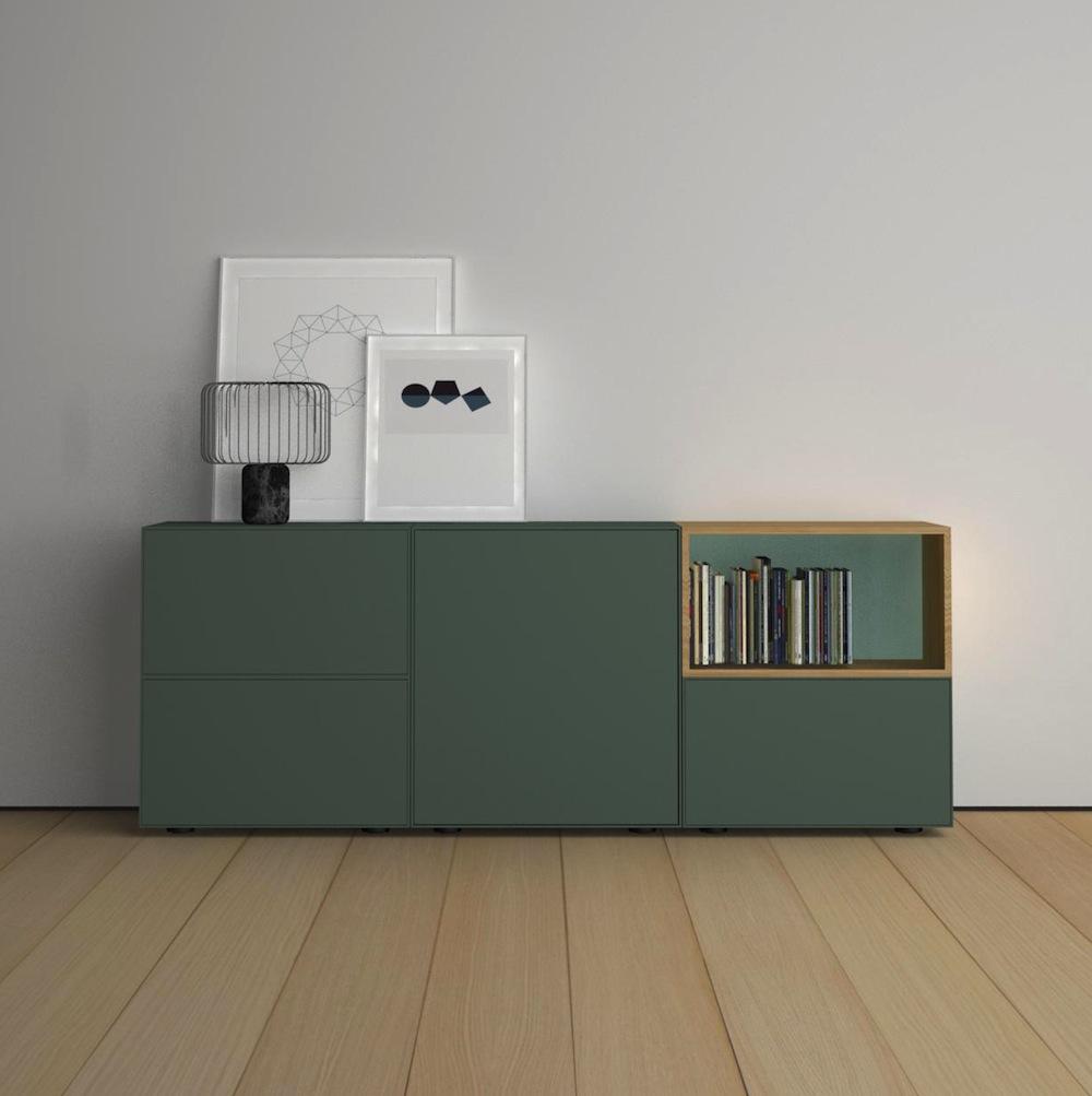TREKU Sideboard LAUKI Kollektion 161  Mbel  Design Kln