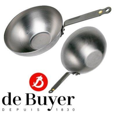 de buyer mineral b element wok aus eisen zwei griffe induktion geeignet