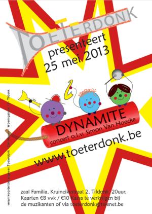 Concert Dynamite