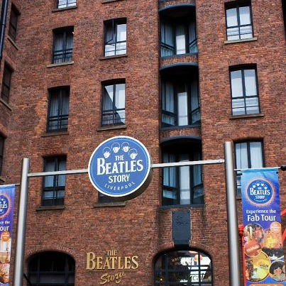 Beatles in Liverpool