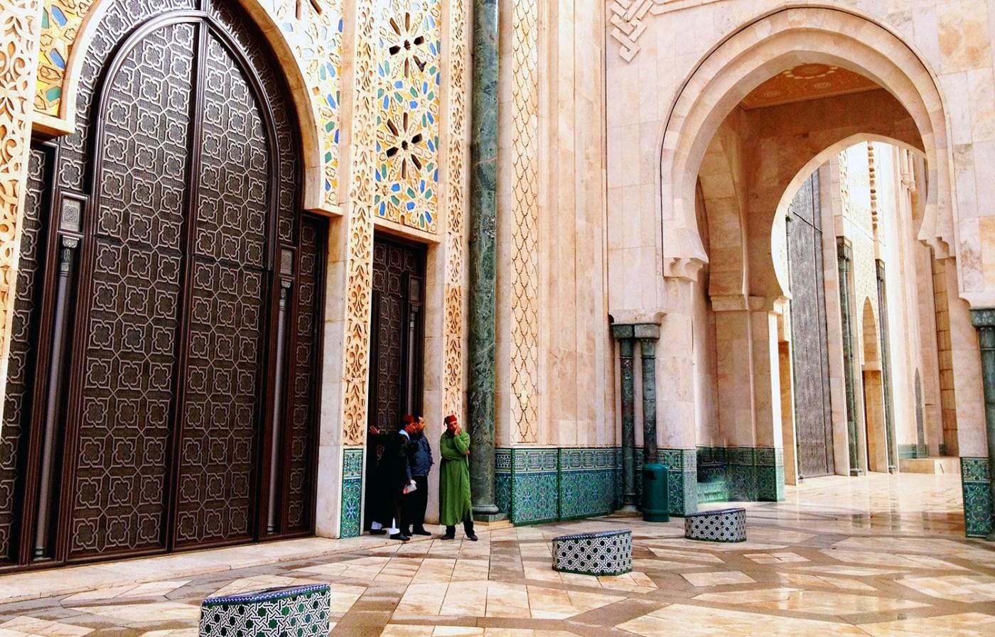 hassan ii mosque 9