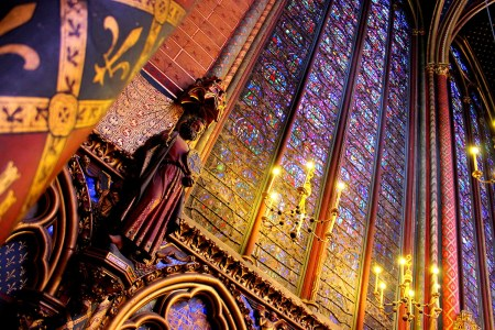 photos of sainte-chapelle 2