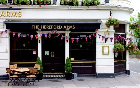best pubs in london