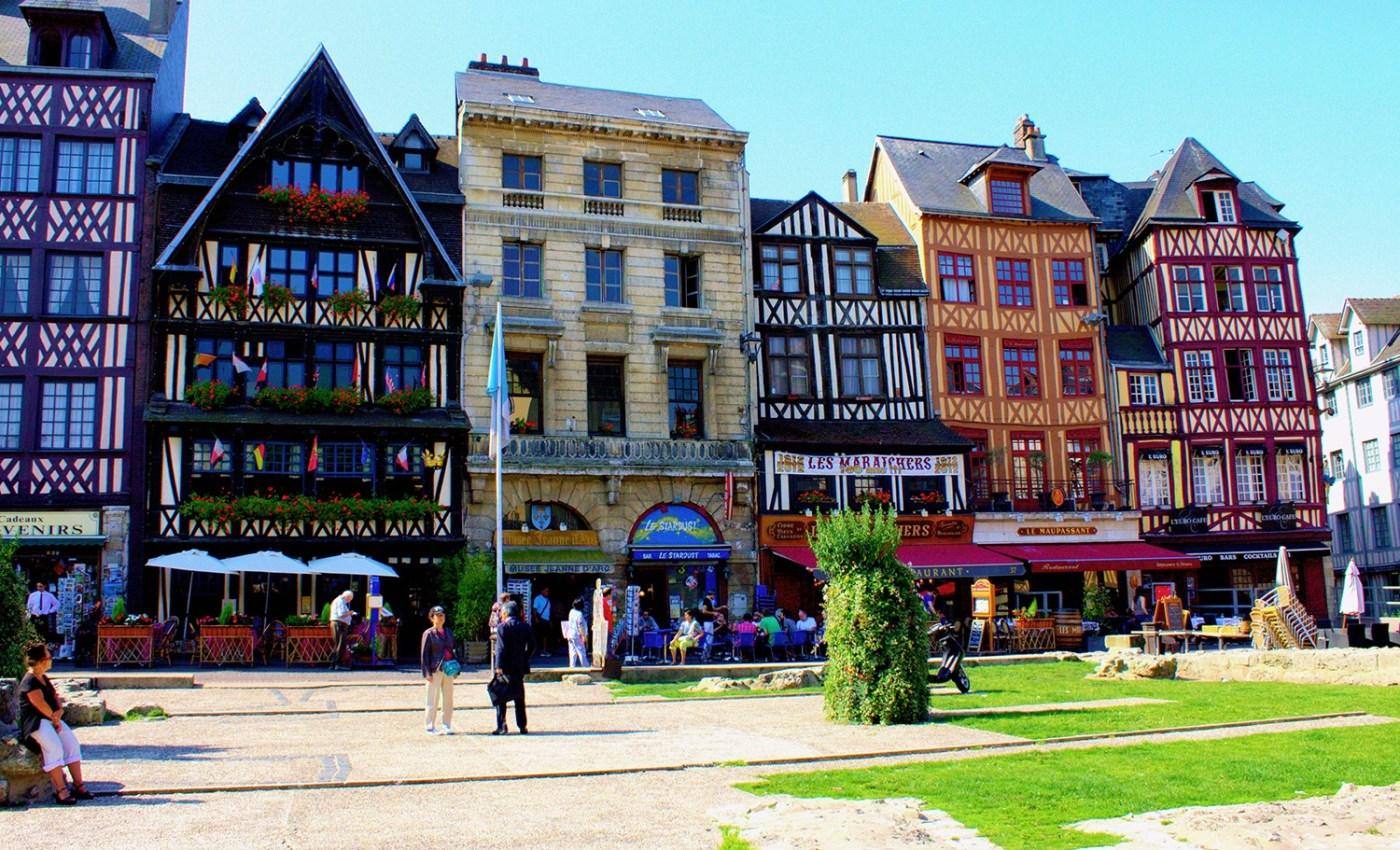 Rouen photos
