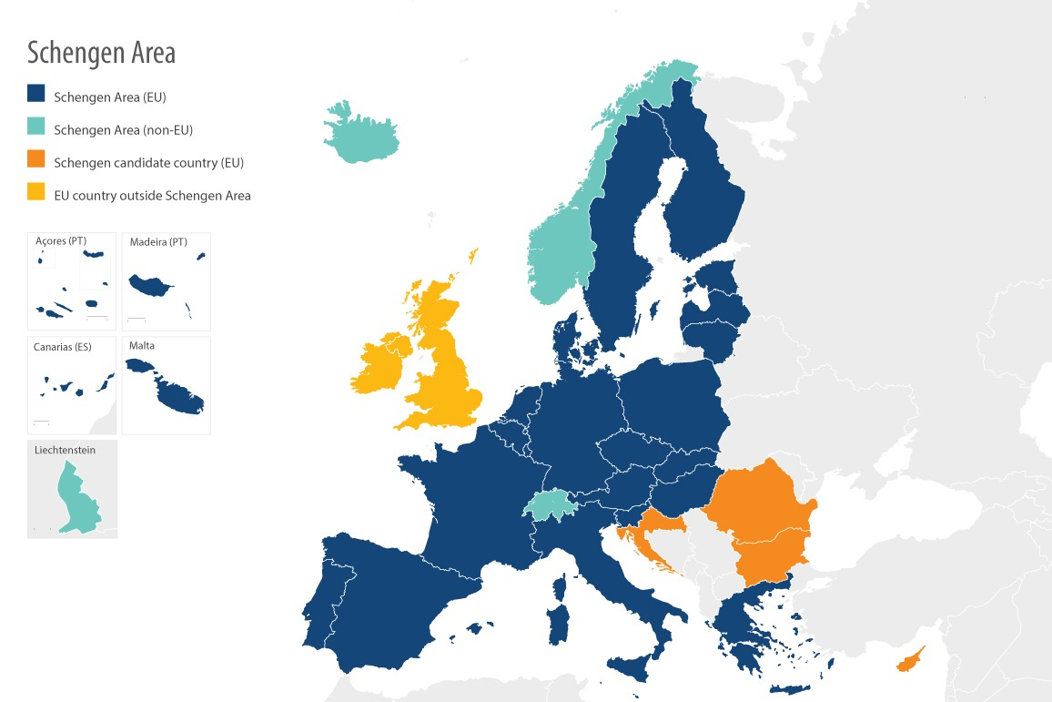 europe without a visa