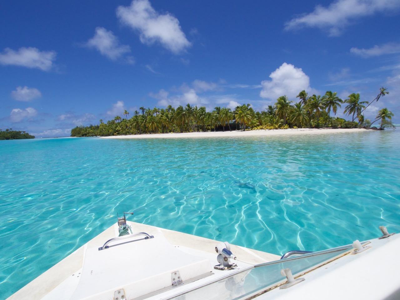 cook islands travel