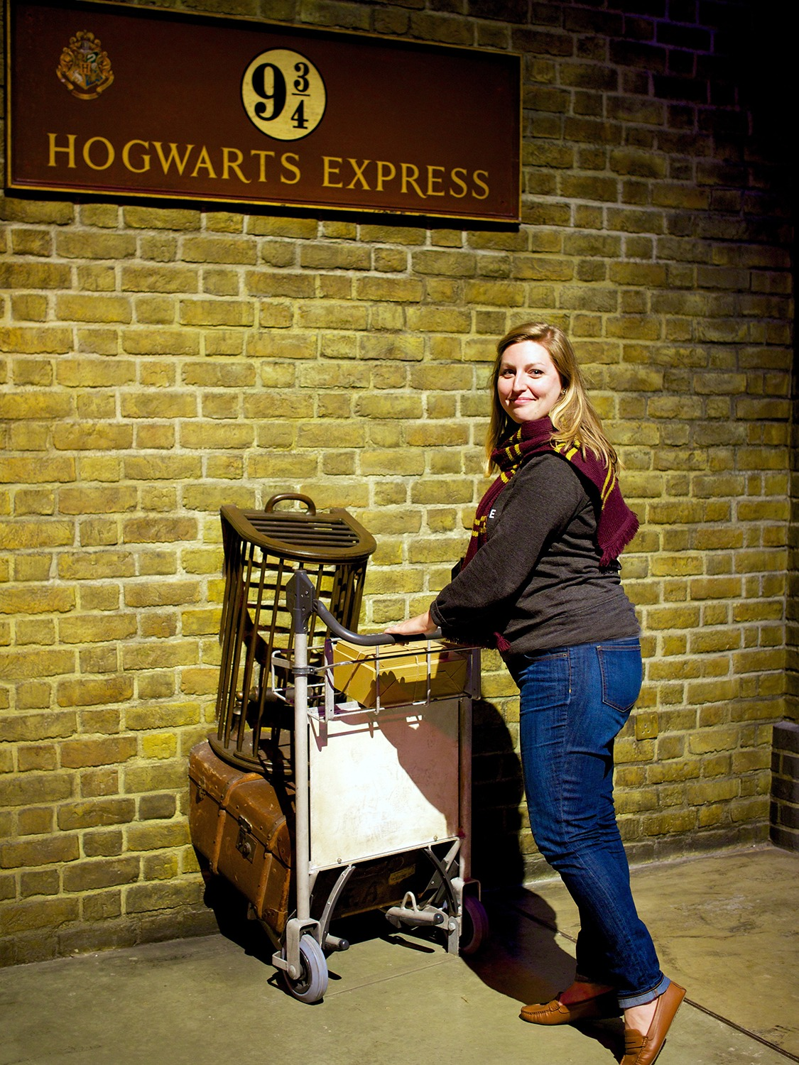 Fangirling At The Harry Potter Studios In London  In
