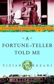 travel books a fortune teller told me
