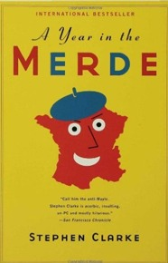 travel books a year in the merde