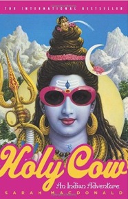 travel books holy cow an indian adventure