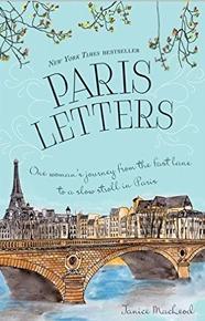 travel books paris letters