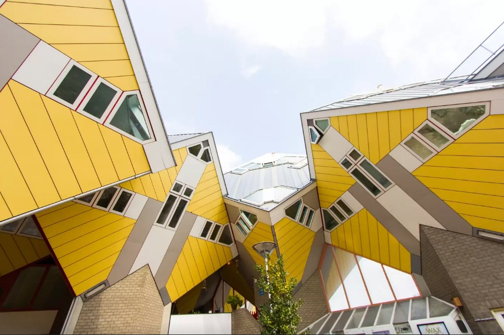 airbnbs in europe rotterdam