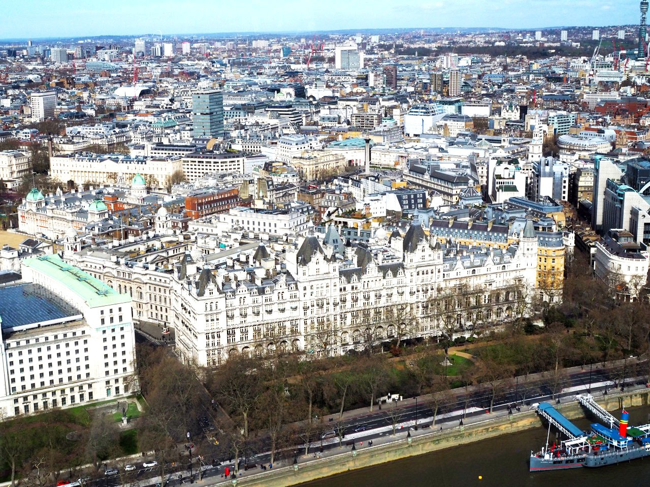 The View from the London Eye