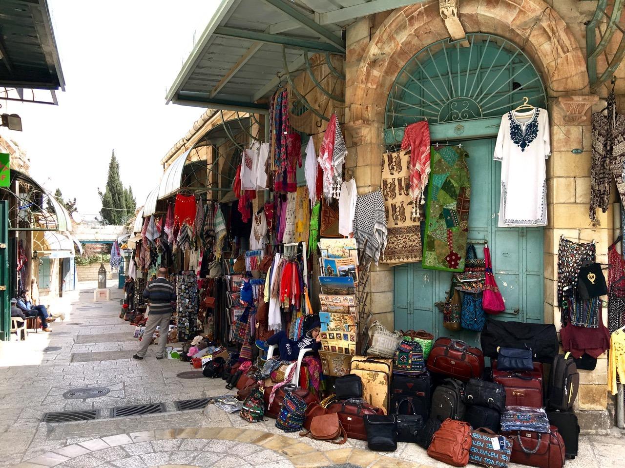 israel itinerary
