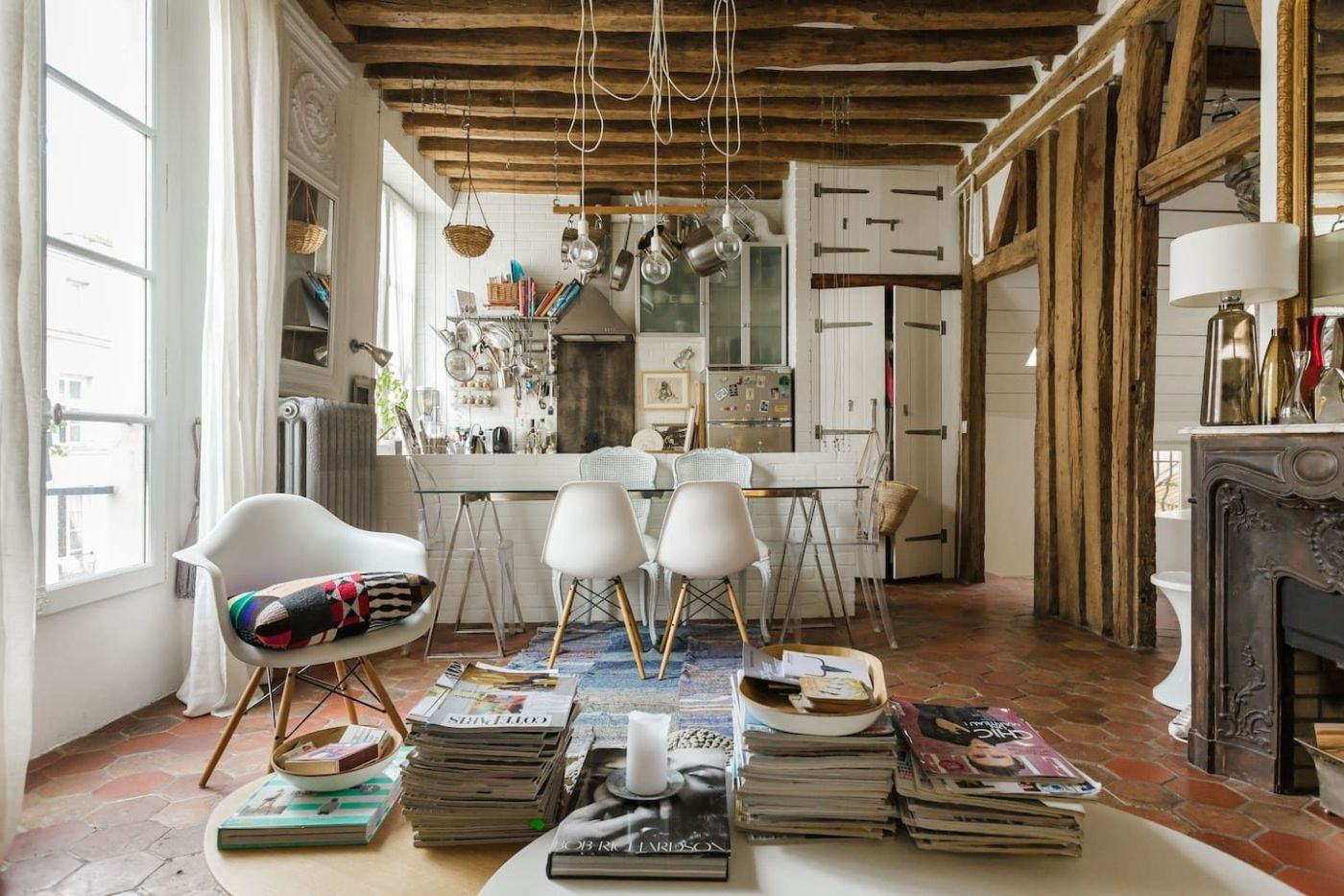 airbnb in paris