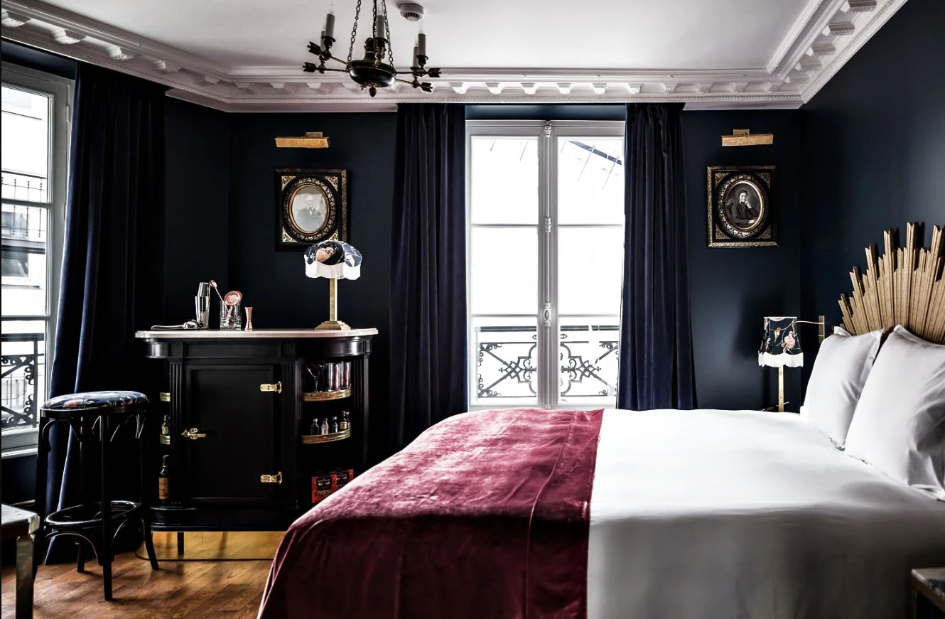 Hotel Providence, one of the best hotels in Paris