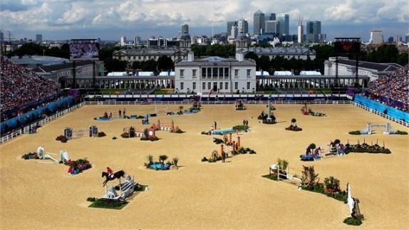 Equestrian - London 2012