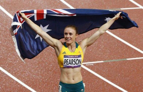 Sally Pearson - Gold Medal 100m hurdles