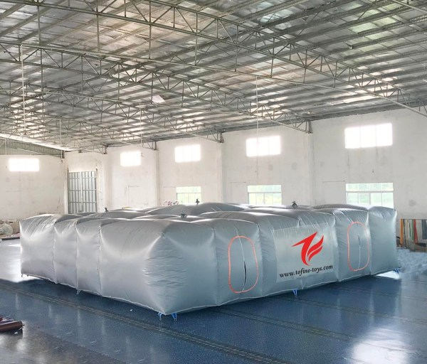 Laser Tag Tent Inflatable Maze
