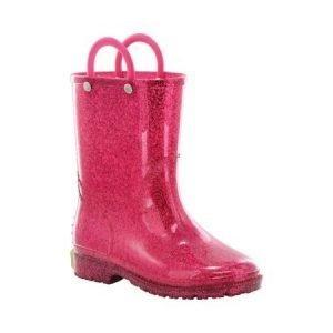 walmart glitter boots