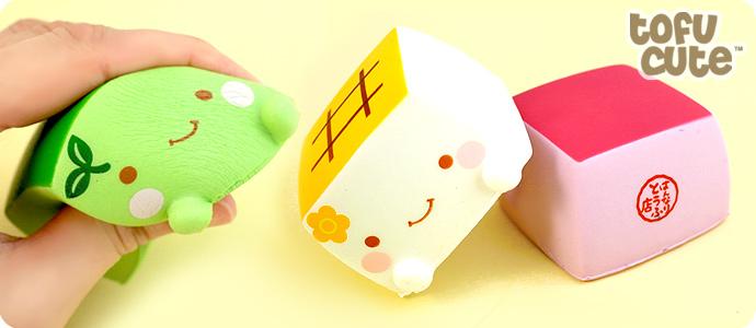 tofu cute squishy