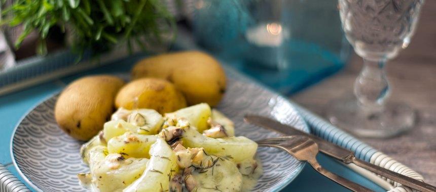Schmorgurken vegan – deutsche Hausmannskost pur