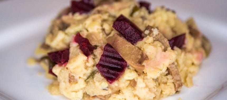 Labskaus vegan: Ein nordisches Original