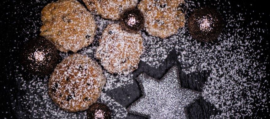 Stollen-Konfekt für die Weihnachtszeit