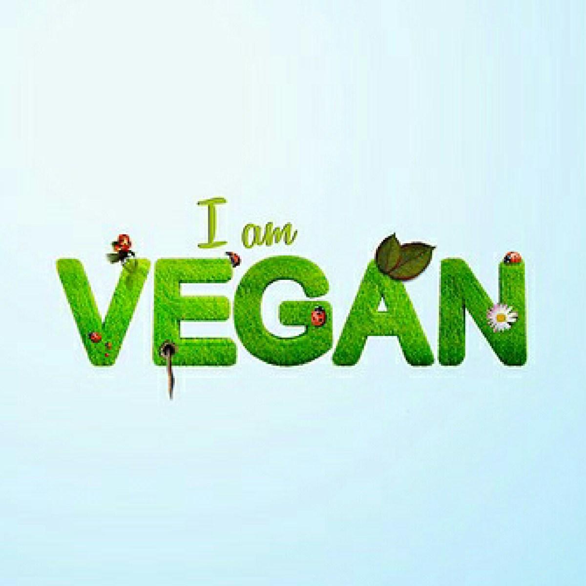 Wen kennst du? Der auch noch Veganer ist?
