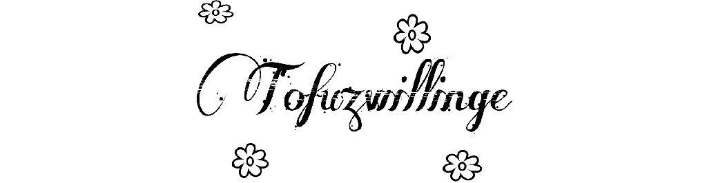 Tofuzwillinge