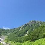 2017/08 北岳