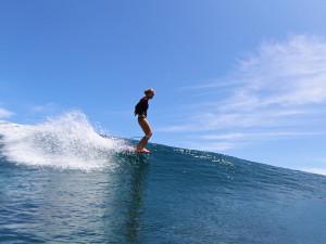 longboard Chris Hoy