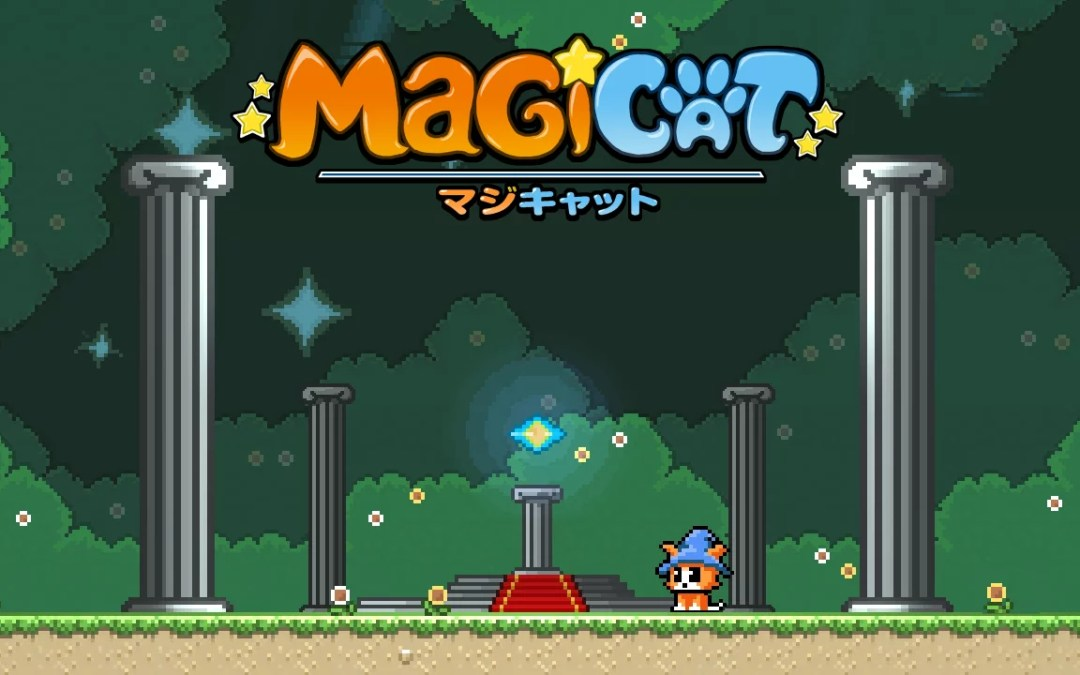 Relive your SNES gaming experience with MagiCat, first title from Toge Productions as indie game publisher