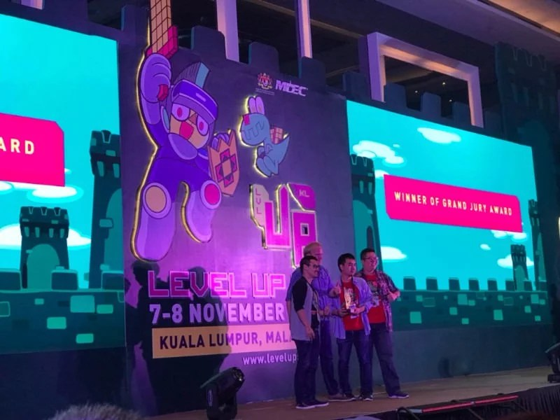 Toge Productions | SEA Games Award Levelup KL 1