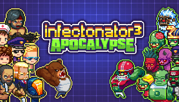 Zombifying Made Easy as Infectonator 3: Apocalypse is Now Available for iOS