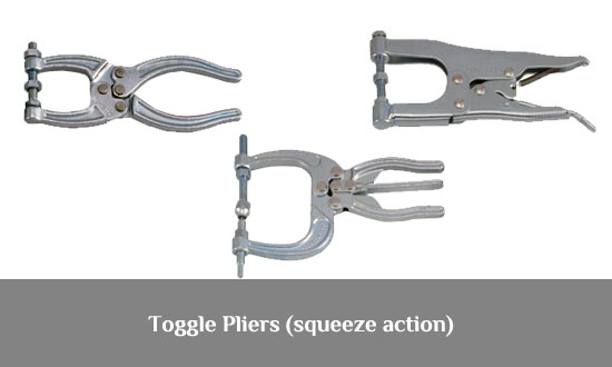 Vertical, Horizontal Handle Toggle Clamps, Supplier