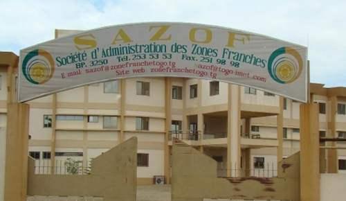 """Résultat de recherche d'images pour """"zone franche de lomé sazof"""""""