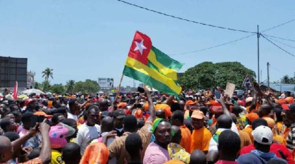 """Résultat de recherche d'images pour """"togo kanté manifestation violence"""""""
