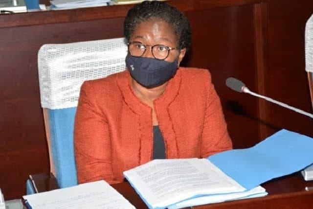 PM Victoire Dogbé   Photo : DR / L'Indépendant Express
